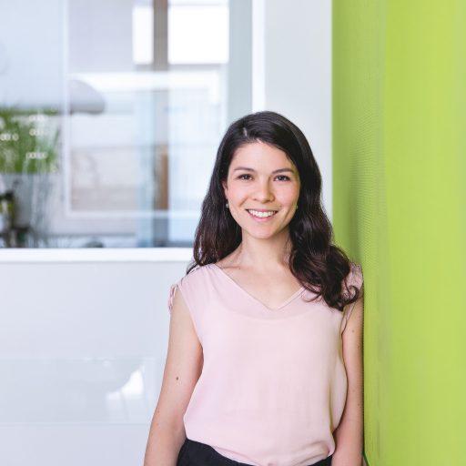 Portrait Dr. Sarah Mai Viebahn