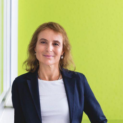 Portrait Dr. Martina Müngersdorf